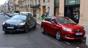 Essai Citroën C4 e-THP 130 & DS5 BlueHDi 180 et visite du centre d'essai de Poissy