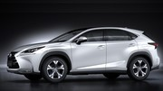 Lexus NX : Format réduit, ambitions en hausse