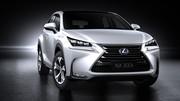 Lexus NX 2014 : le crossover lève le voile avant le Salon de Pékin