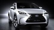 Pékin 2014 : Lexus NX