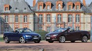 Essai Audi A3 Cabriolet vs Opel Cascada : Bataille de toiles