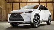 Lexus NX (2014) : un nouveau SUV compact qui met le turbo