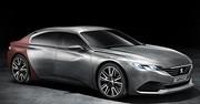 Concept Peugeot Exalt Hybrid4, une DS5 pour le lion