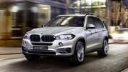 BMW X5 eDrive Concept (2014) : le X5 à moteur hybride rechargeable en approche