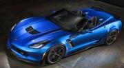Corvette Z06 Convertible 2014 : le supercar tombera le haut à New York