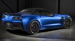 Chevrolet Corvette Z06 Cabrio: l'ouragan américain