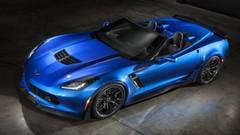 La Corvette Z06 passe en mode cabriolet