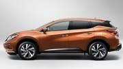 """New-York 2014 : Le Nissan Murano """"2015"""" y sera présenté au public"""