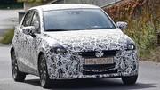 La future Mazda2 sort pour la première fois