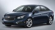 Voici la nouvelle Chevrolet Cruze