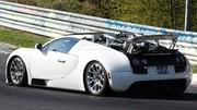 Une Bugatti Veyron mystérieuse