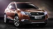 Citroën lance le DS 6WR pour séduire la Chine