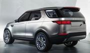 Land Rover Discovery Vision Concept : une autre vision du Range