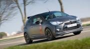 Essai Citroën DS3 R cabrio : elle ne manque pas d'air !