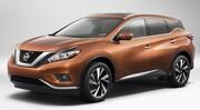 Premières photos du nouveau Nissan Murano (2015)