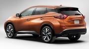 Nissan Murano 2014 : caisse de résonance