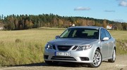 Essai Saab 9-3 en Suède