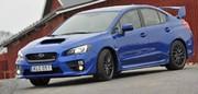 Essai Subaru WRX STi : sportive surannée
