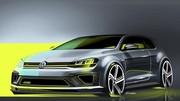 Volkswagen Golf R400 Studie: 400 ch pour une Golf!
