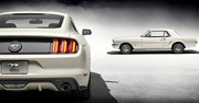 Ford fête les cinquante ans de la Mustang avec une série spéciale