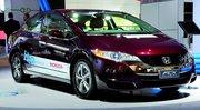 Honda et 4 constructeurs s'engagent pour l'hydrogène