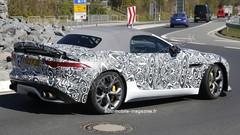Jaguar F-Type R-S : La musculation se poursuit