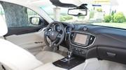 Essai Maserati Ghibli Diesel, le prix de l'économie…