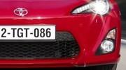 Toyota GT86 MY 2014 : un millésime 2014 encore plus dynamique