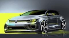 400 chevaux dans une Volkswagen Golf !