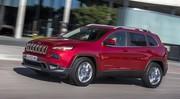 Essai Jeep Cherokee diesel 2014