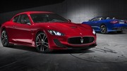 Maserati GranTurismo et GranCabrio MC Centennial