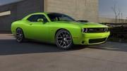La Dodge Challenger 2015 remaquillée et modernisée