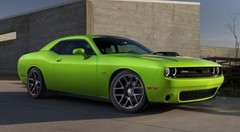 Dodge Challenger 2015 : that '70s show