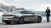 BMW : un concept luxueux et technologique à Pékin