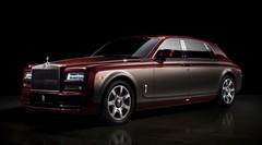 Rolls-Royce Pinnacle Travel Phantom : une limousine pour Pékin