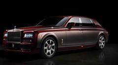Rolls-Royce Pinnacle Travel Phantom : première classe