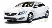 Volvo S60 PPHEV : chinoise très branchée
