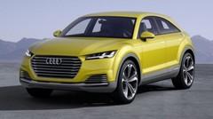 Audi TT Offroad Concept : le TT façon baroudeur
