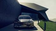 BMW Vision Future Luxury (2014) : un avant-goût de la future Série 7