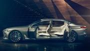 BMW Vision Future Luxury : Luxe en devenir
