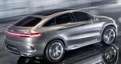 Mercedes se lance dans le coupé SUV