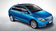 Denza, l'électrique de Daimler-BYD offre 300 km d'autonomie
