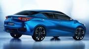 Nissan Lannia Concept: une familiale osée