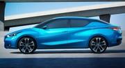 Nissan Lannia Concept : Quand le Japon rend hommage à la Chine