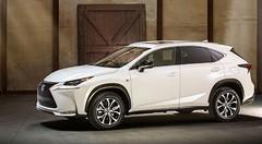Lexus NX dévoilé