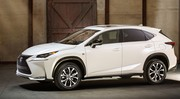 Lexus NX 300h et NX 200t 2014 : les informations officielles