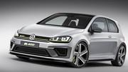 Volkswagen Golf R 400 : la voici, la Golf de 400 ch