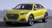 Concept Audi TT Offroad : TT de grands chemins
