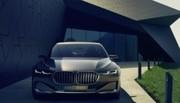 BMW Vision Future Luxury, un prototype dans les pas de Rolls-Royce