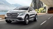 Mercedes Coupe SUV Concept : Le X6 comme cible !